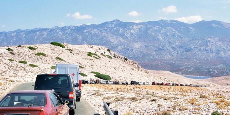 Augusztustól durván emelik a közúti bírságokat a horvátok
