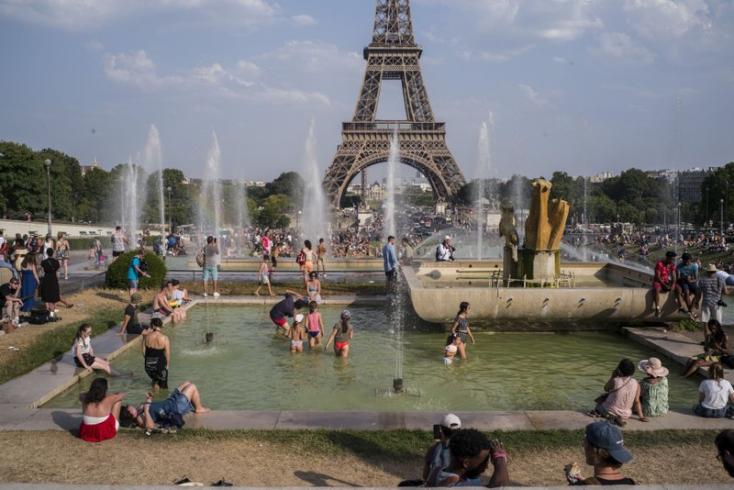 Hőség - Mintegy 1500 áldozatot követelt a kánikula Franciaországban