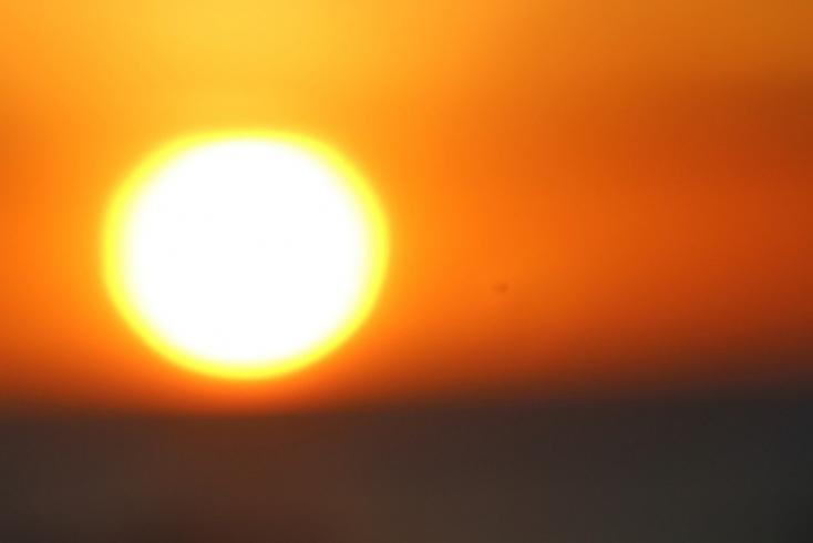 Megint hőség lesz az ország nyugati részén