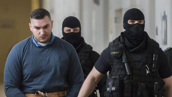 Nem elég a 6 év, szigorúbb büntetést kérneka gyilkos Juraj Hossúra