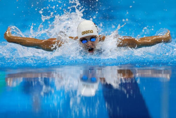 Rövidpályás úszó Eb: Két magyar arany, egy ezüst és egy bronz a második napon