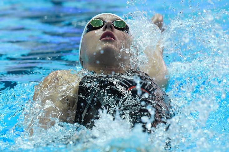 Vizes vb - Hosszú és Burián is döntős 200 méter háton