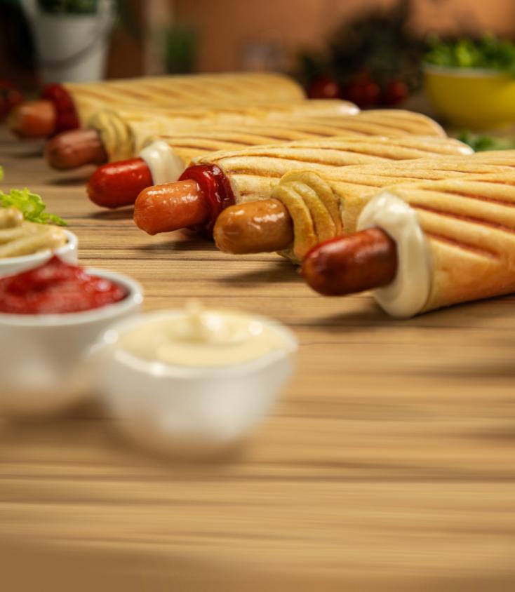 Elkelt a kétmilliomodik hot dog a Slovnaft benzinkút falatozójában