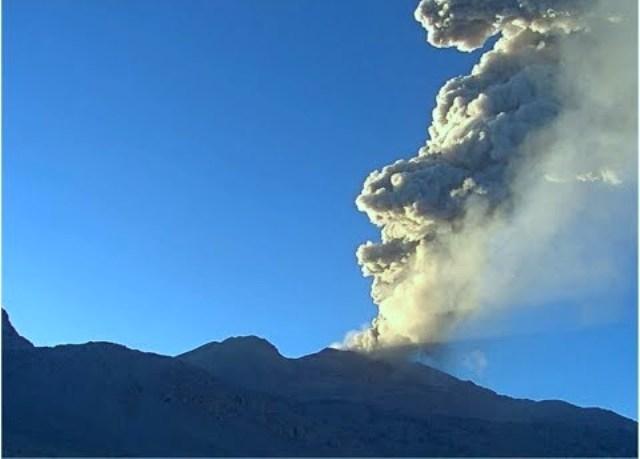 Kitörésre készülhet az izlandi vulkán