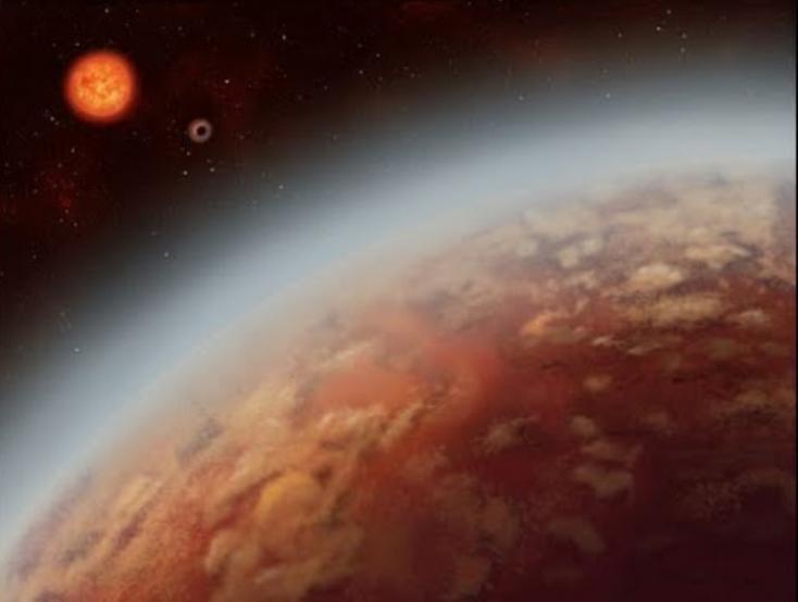 Először fedeztek fel vízgőzt egy lakható bolygó légkörében