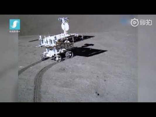 Több száz métert tett meg a Hold távoli oldalán a Chang'o-4 holdjárója