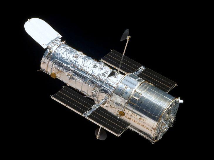 Számítógépes probléma sújtja a Hubble űrteleszkópot