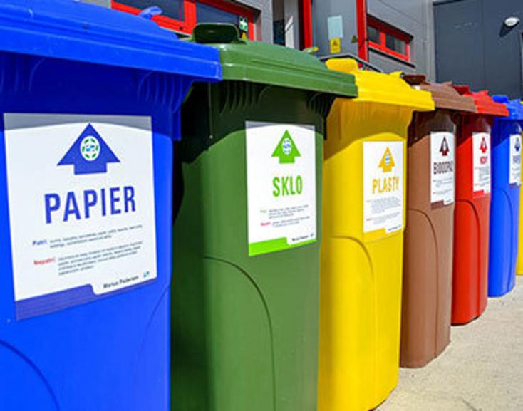 Összességében túl sok a hulladéklerakatunk, mégis kevesebb kommunális hulladékot termelünk, mint az átlag