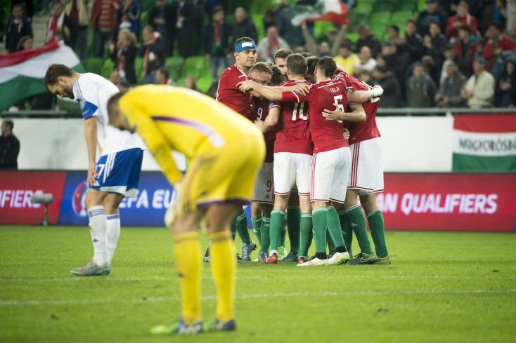 FIFA-világranglista: Magyarország nincs az első 50-ben, Szlovákia a 22. helyen