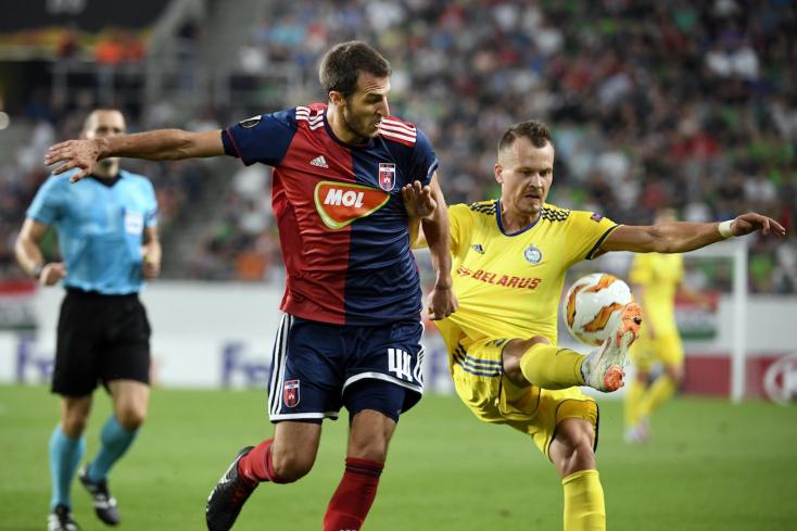 Európa Liga: Kikapott a Vidi FC