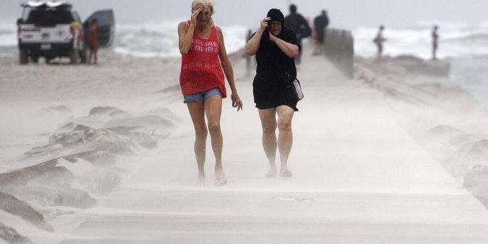 Újabb hurrikán csapott le az Egyesült Államokban