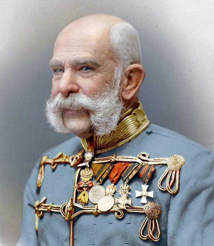 Megünnepelték Ferenc-József névnapját