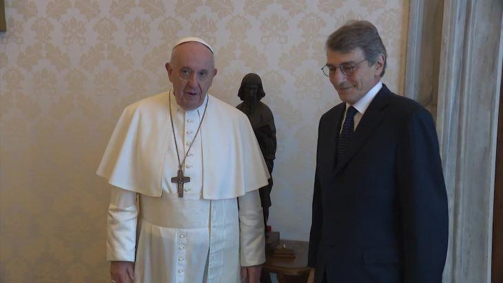 A bevándorlásról is tárgyalt a pápa és az Európai Parlament elnöke