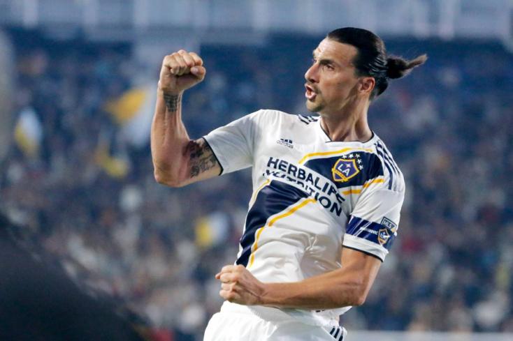 MLS - Zlatan Ibrahimovic másodszor ért el mesterhármast!