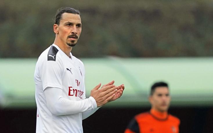 Ibrahimovic maradna az AC Milannál