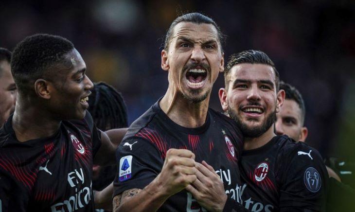 Serie A - Ibrahimovic duplájával nyert a Milan