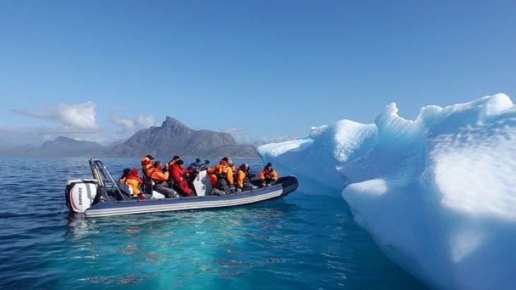 Hamarosan megállíthatatlanná válik Grönland jegének olvadása