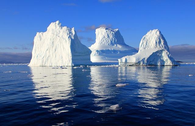 Tetőzött a jégolvadás Grönlandon