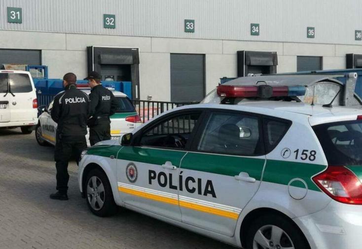 Vendégmunkásokat illegálisan foglalkoztató üzemre csaptak le Pozsonyban!