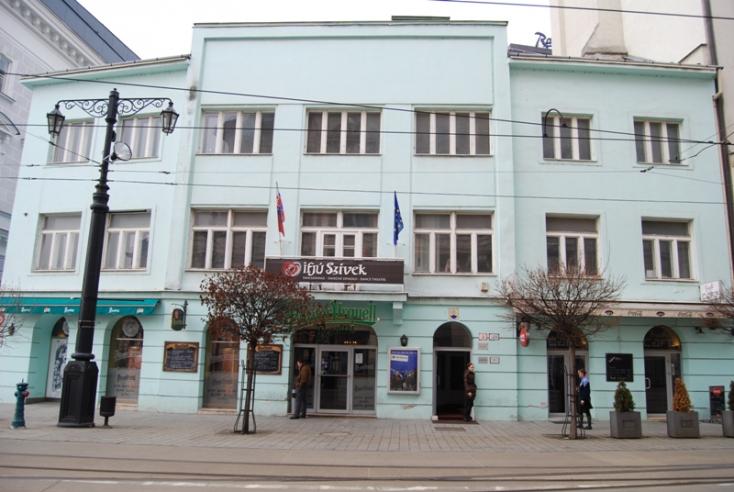 Bartók köti össze a Pozsonyi Magyar Intézetet és az Ifjú Szivek Táncszínházat