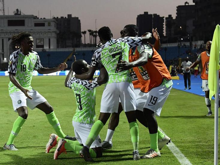 Nigériai mérkőzés készítése