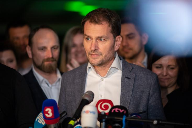 Matovič Boris Kollárral, Andrej Kiskával és Richard Sulíkkal tárgyalhat a kormányalakításról