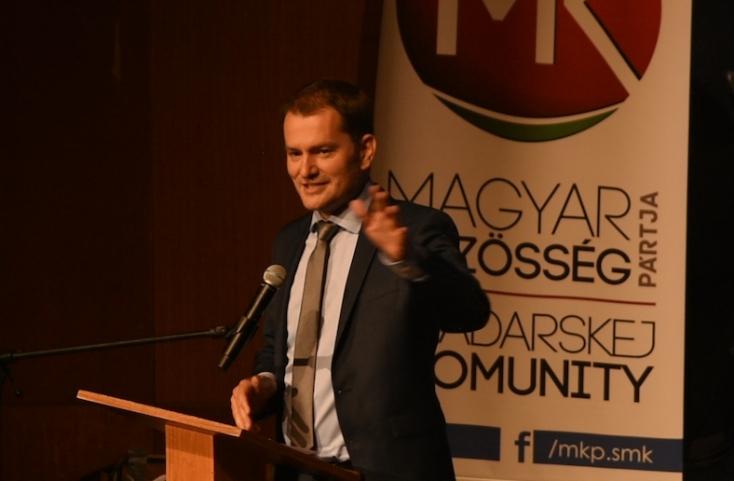 Matovič a Lex DAC miatt még magyarul is megtanult!