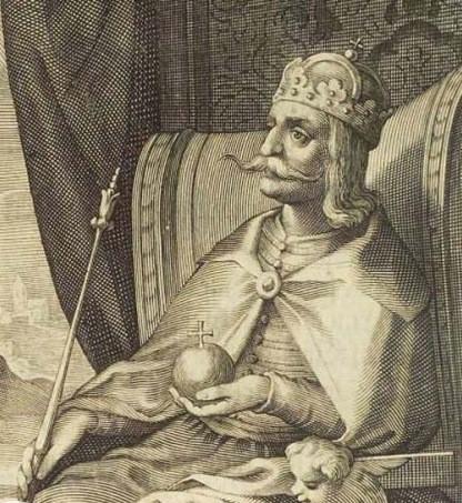II. András király domborművét avatták fel Izraelben ...