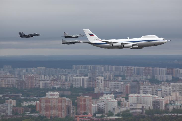 """Atomháborúra felkészített """"ítéletnapi"""" repülőgépet fosztott ki egyférfi"""