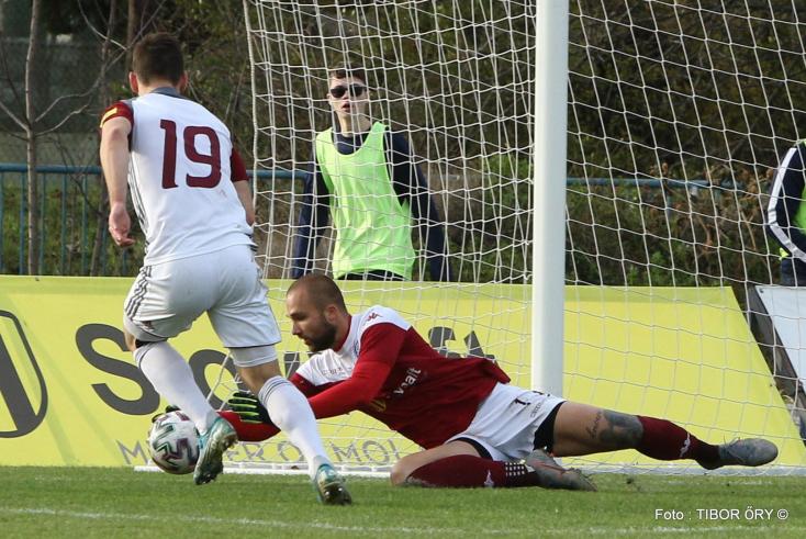 II. labdarúgóliga, a 10. fordulóból pótolt mérkőzés: Kialakult az őszi végeredmény