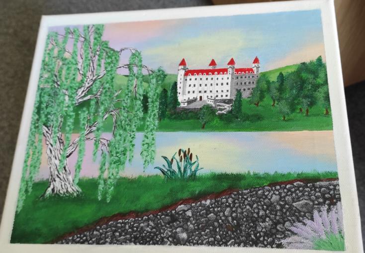 A Dunaszerdahelyi Műszaki Szakközépiskola is benevezett a művészeti versenybe