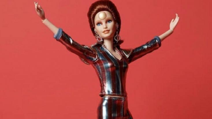 David Bowie alteregóját ábrázoló Barbie babát dobott piacra a Mattel