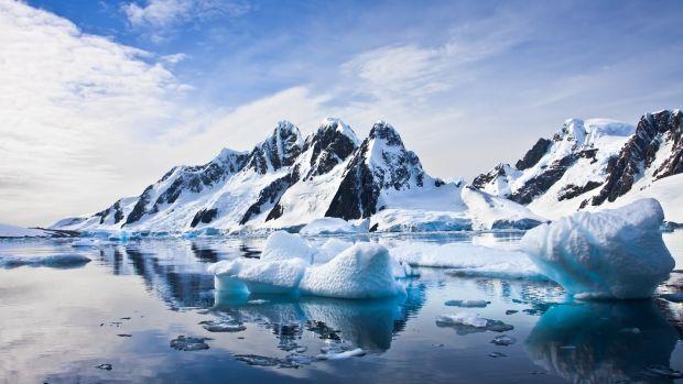 Metánszivárgástfedeztek fel a tudósokaz Antarktiszon
