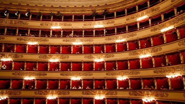 Verdi és Beethoven műveivel indul a Scala milánói operaház őszi évadja