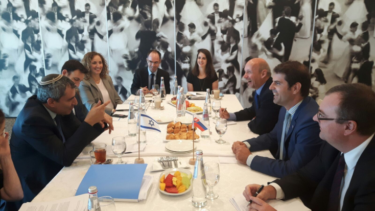 Szlovák-izraeli környezetvédelmi bizottság jön létre