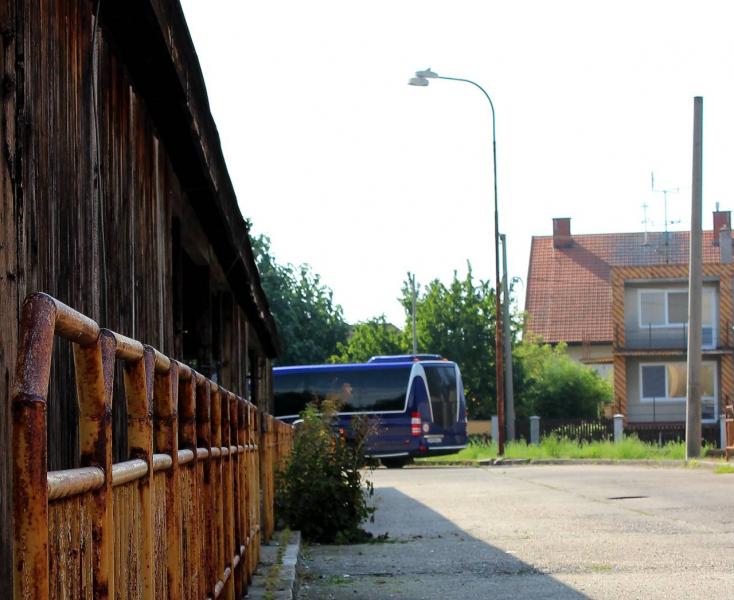 Önkéntes takarítás Nagymegyeren - Ezúttal a polgármestert kérdeztük a buszmegálló helyzetéről