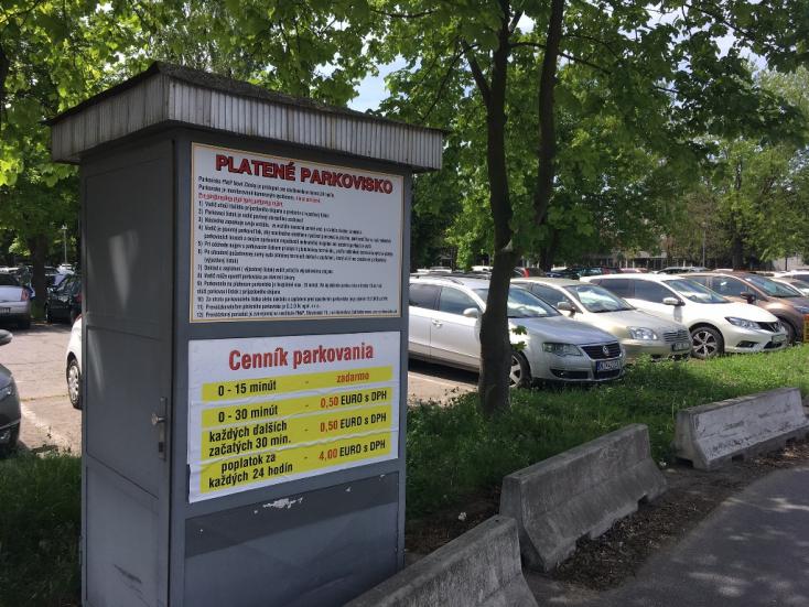 Jöhetne az ingyenesség a parkolási szabadrablás után!