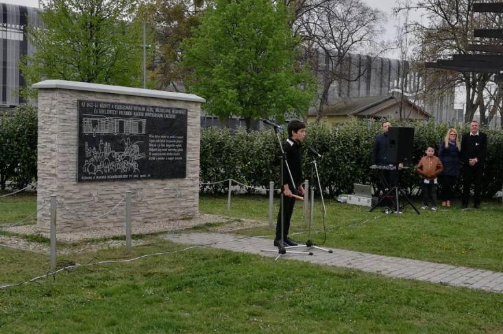 Akitelepítettekre emlékeztek Dunaszerdahelyen