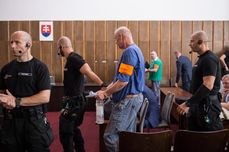 Elnapolták Horváth Lehel kihallgatását