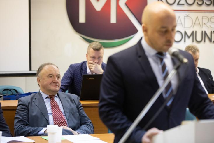 Az MKP választási koalícióról tárgyalna Matovičékkal