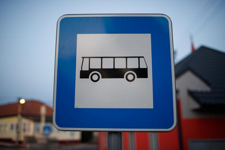 Szerdán ingyenes a tömegközlekedés Vágsellyén