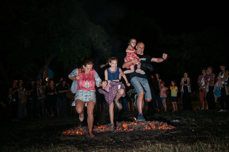 TÜNDÉRKERT 2017: A hagyományok és a művészetek előtt tisztelegtek Dunaszerdahelyen