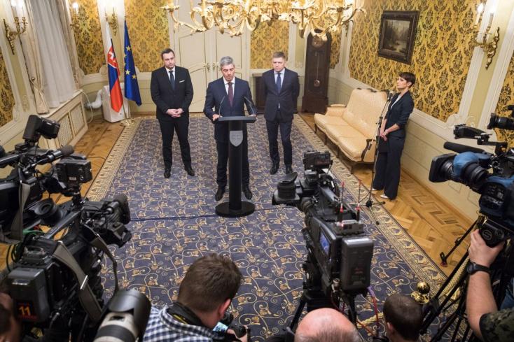 Hogy reagáltak a koalíciós és ellenzéki képviselők Fico döntésére?
