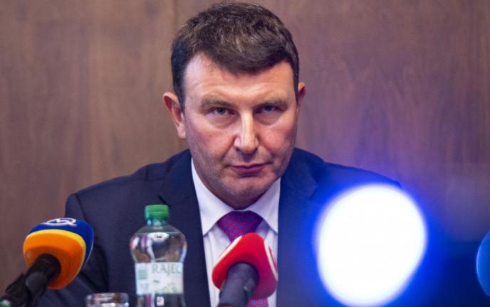 František Imrecze jövő héten távozik a Pénzügyi Igazgatóság éléről