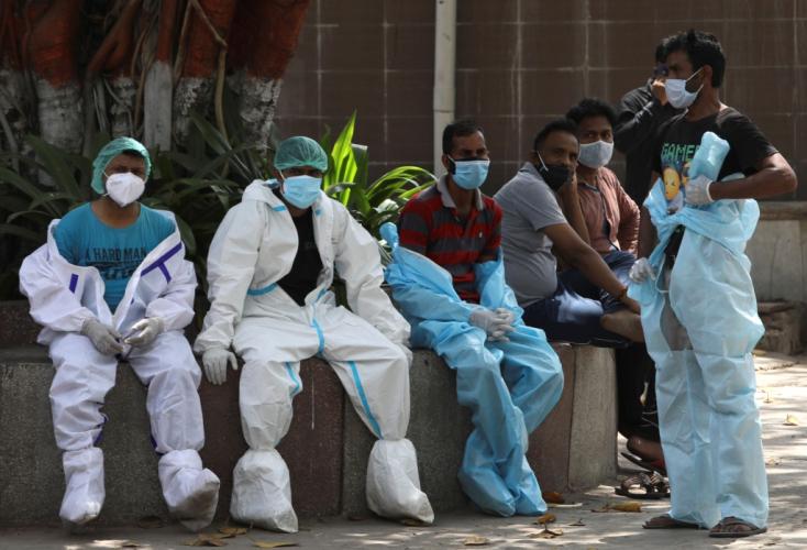 Svájcban már kimutatták a koronavírus veszélyes indiai mutációját
