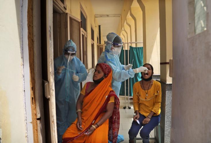 Indiában egyre súlyosabb a helyzet, és ezért vélhetően az indiai mutáció felelős. Mit tudunk róla?