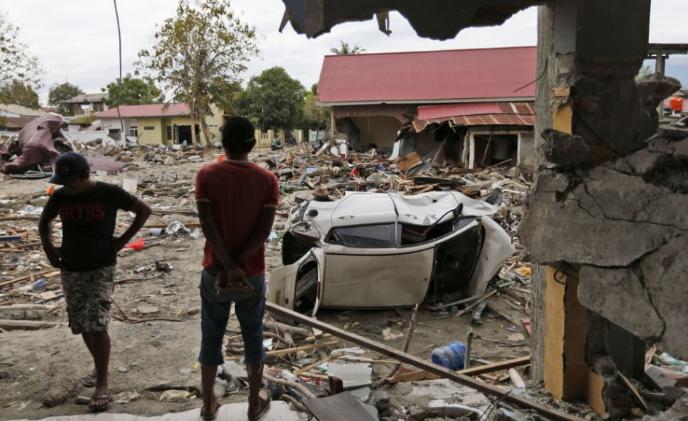 Halálos áldozata is van az indonéziai földrengésnek