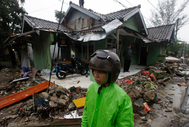 Erős földrengés volt Indonéziában