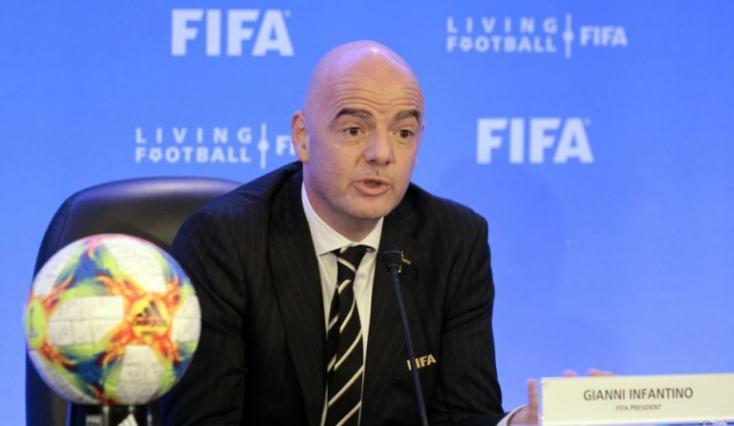 A FIFA elnöke csalódottan távozott Észak-Koreából