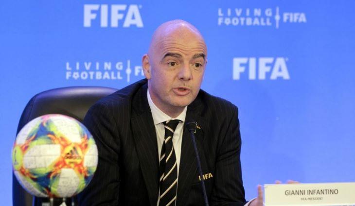 FIFA-elnök - A krízis esélyt kínál a változásra